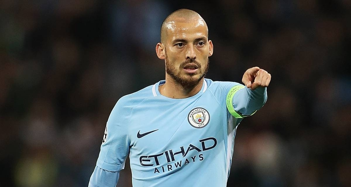 EPL: Silva hits stunning double as Manchester City beat Stoke