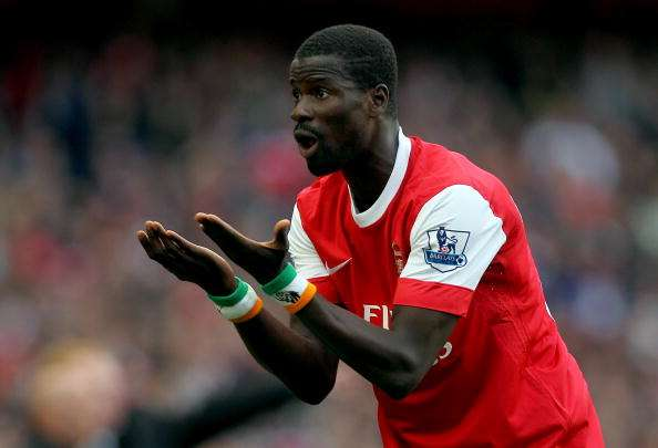Emmanuel Eboue opens door for help from Arsenal