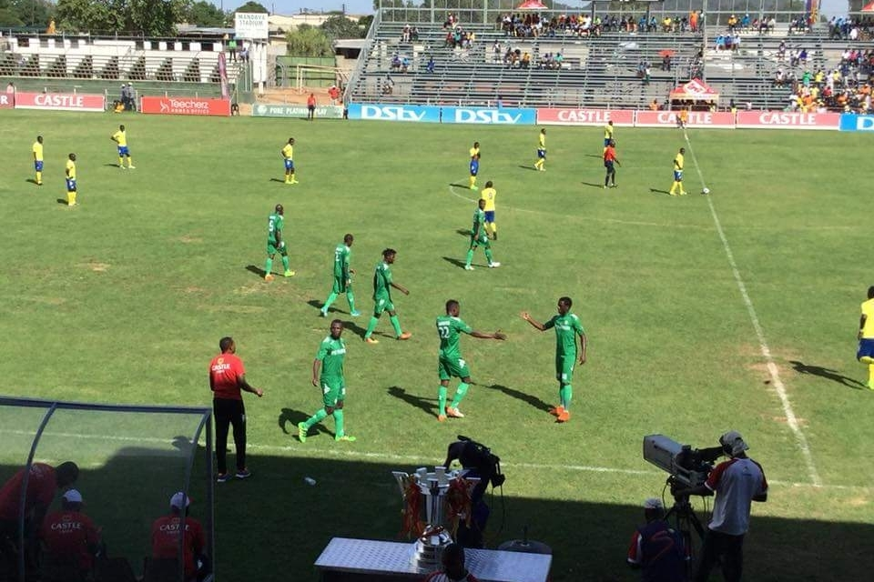 FC Platinum clinch first ever Castle Lager Challenge Cup