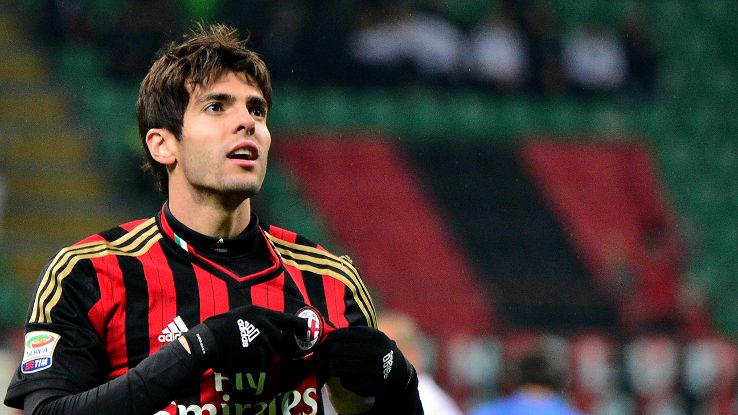 Kaka announces retirement amid links to AC Milan return