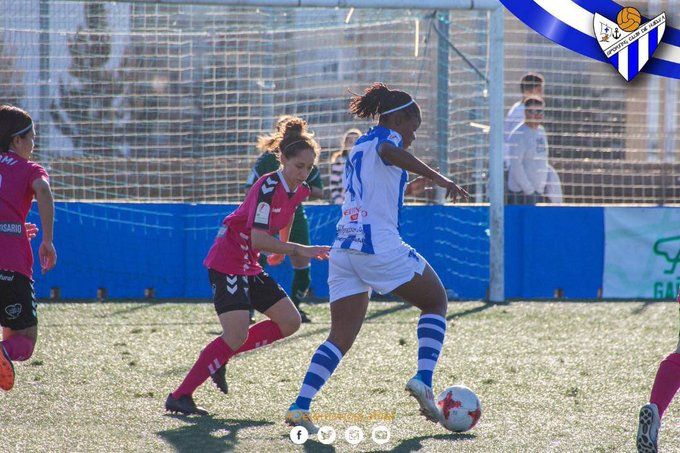 Rutendo Makore suffers injury blow in her Second match in Spain