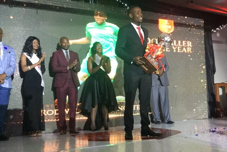 Chinyengetere on the verge of winning Golden Boot award