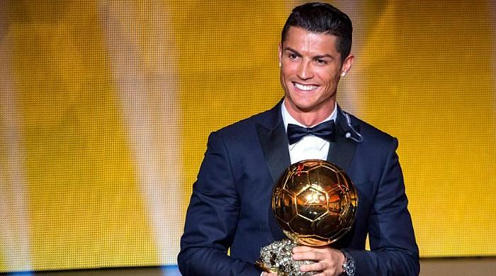 2017 Ballon d'Or final standings