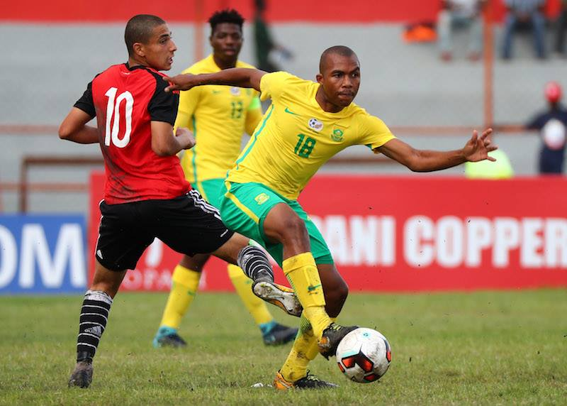 COSAFA U-20 Wrap: S.A, Uganda book semi final spots