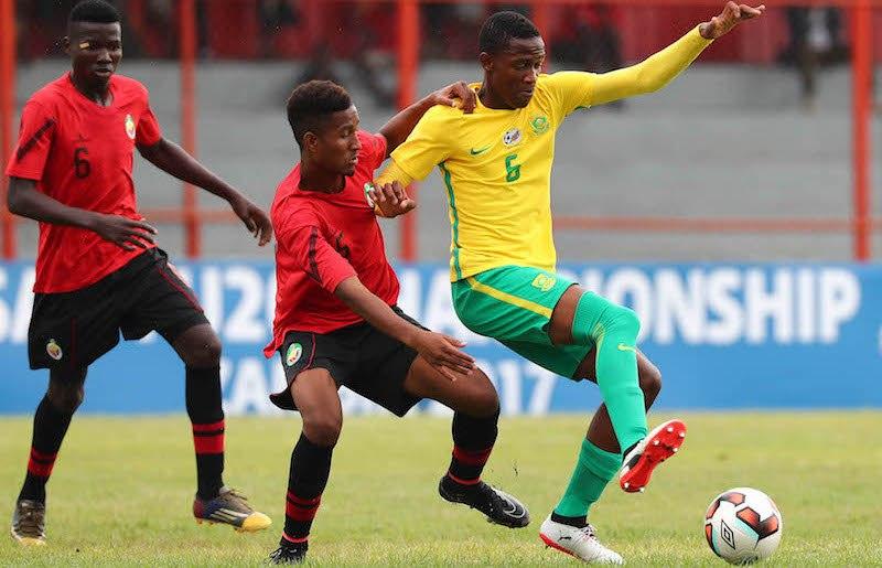 COSAFA U-20: S.A, Egypt set up Group B decider