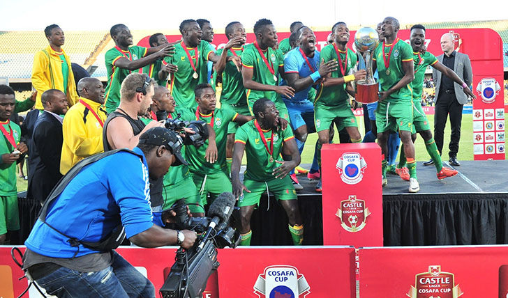 COSAFA Cup draw date set