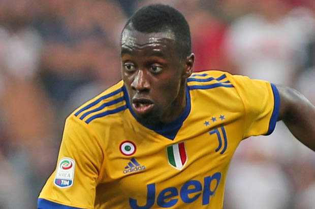 Juventus star Blaise Matuidi suffers racial abuse during Serie A game