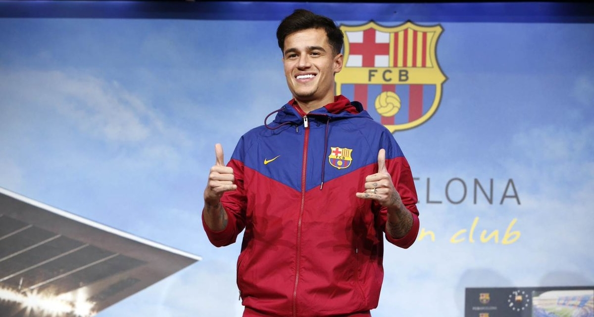 Coutinho injured, out for three weeks