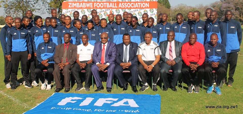 ZIFA Referees Committee announce list of referees for 2018 international duties