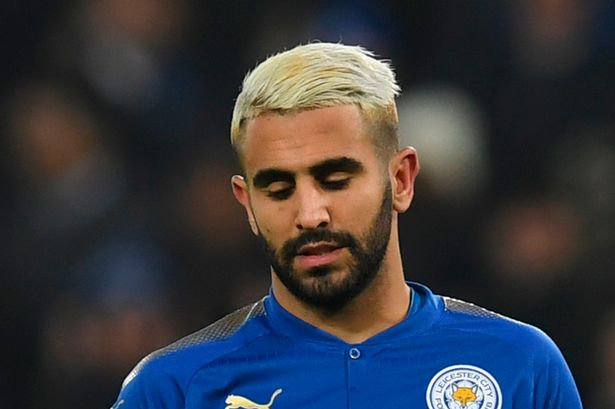 Leicester boss Puel welcomes Algeria's Mahrez back after 'mistake'