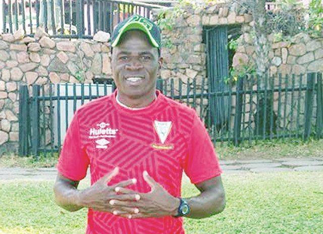 Bosso appoint goalkeepers' coach