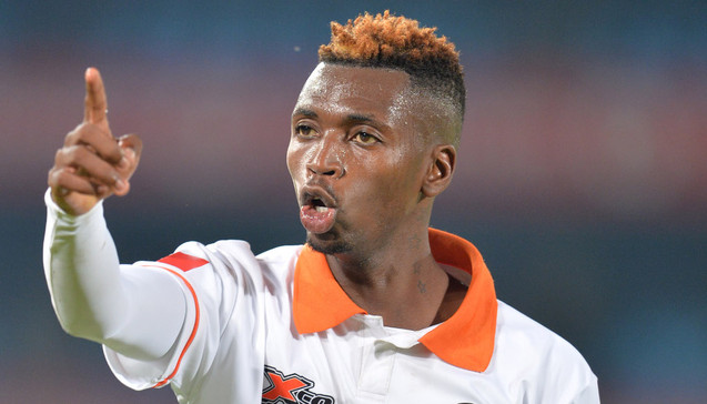 Musona scores a stunner for Polokwane City