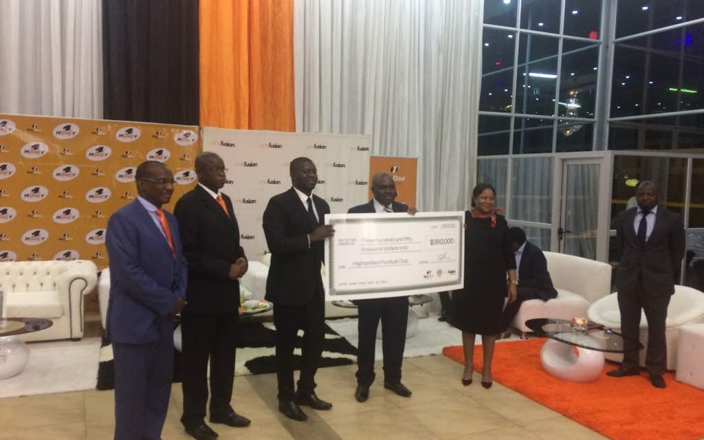 Live: Netone unveils sponsorship for Dynamos,  Highlanders and Caps United