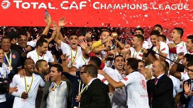 Wydad Casablanca win CAF Super Cup with win over TP Mazembe