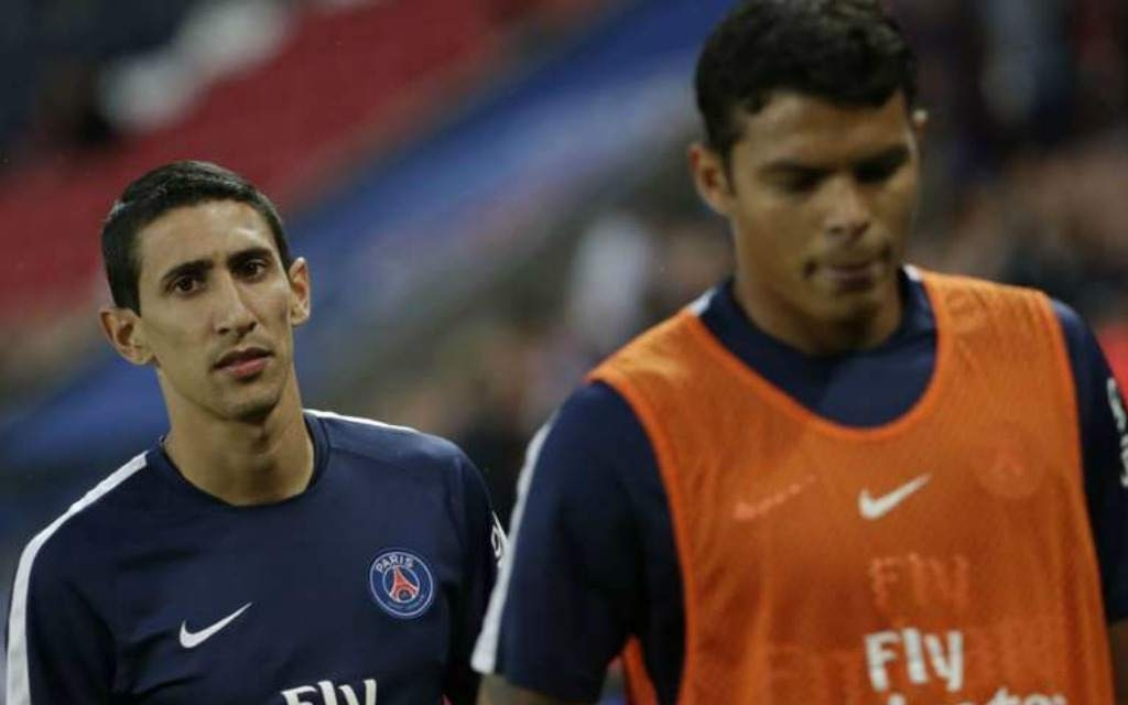 Silva and Di Maria back for PSG after missing Madrid defeat