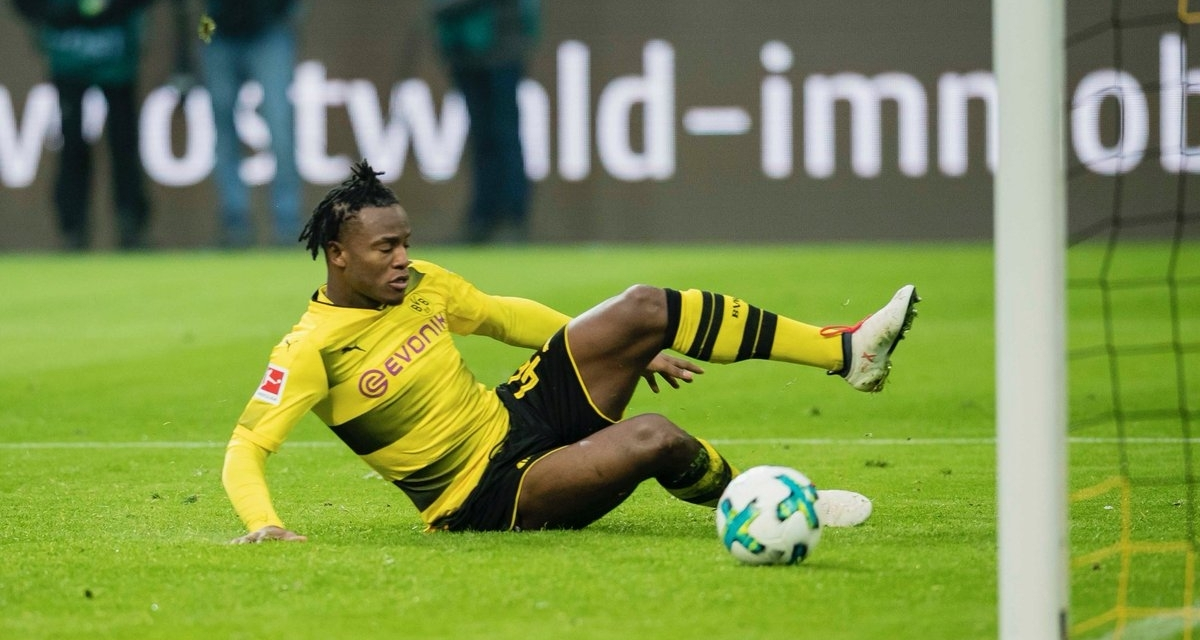 Michy Batshuayi's World Cup in doubt