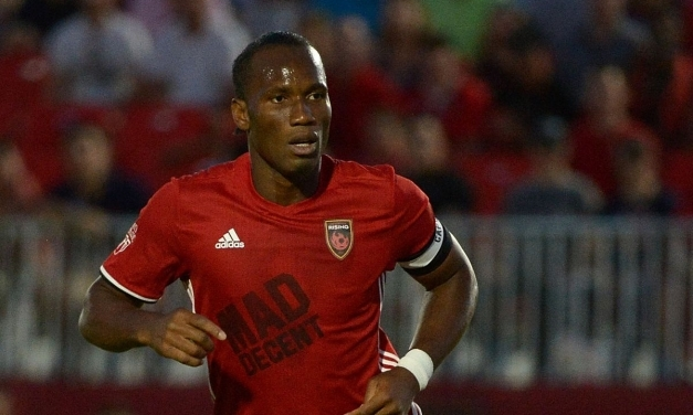 40-year old Drogba retires from playing football