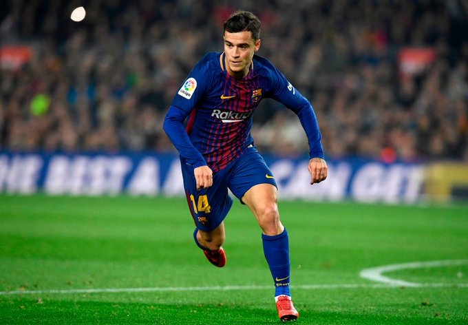 Coutinho's agent makes huge EPL transfer admission