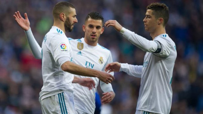 Zidane hails Cristiano for passing up hat-trick opportunity