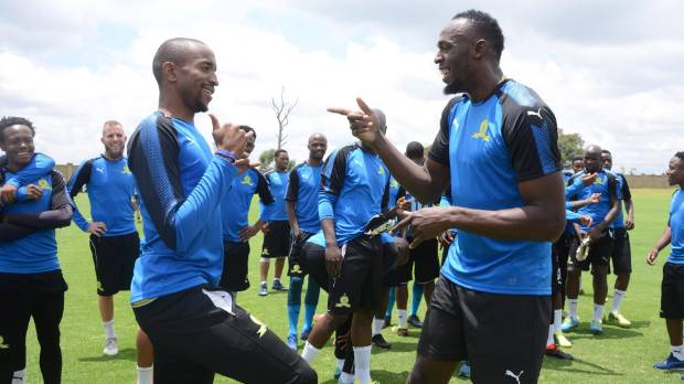 Sundowns hint at Bolt signing