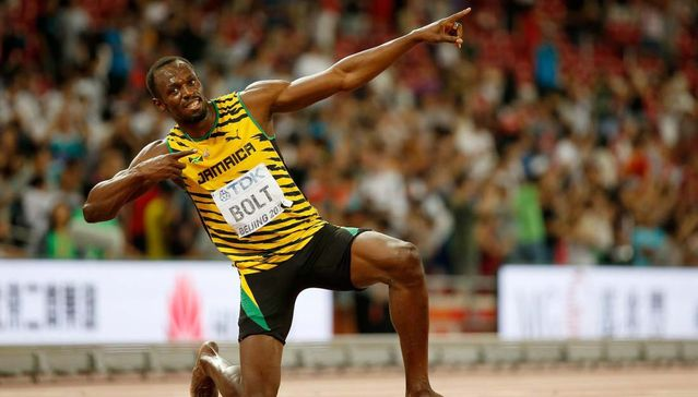 Usain Bolt makes his 'big' announcement