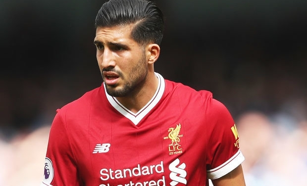 Former Liverpool star Emre Can undergoes medical ahead of Serie A move