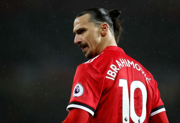 Ibrahimovic's Man Utd exit imminent