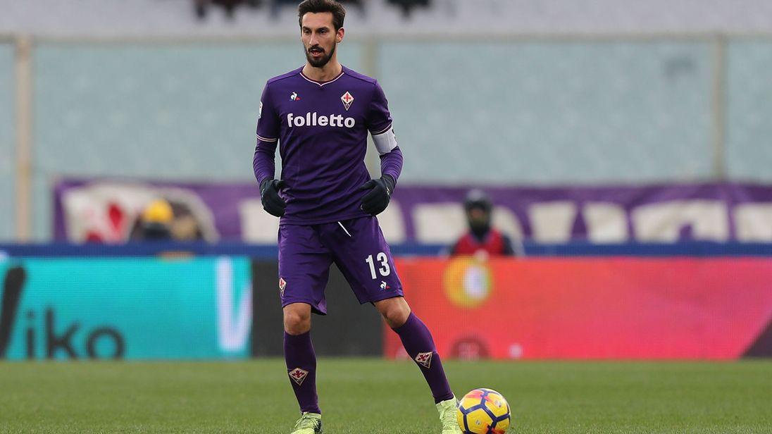 Fiorentina captain found dead