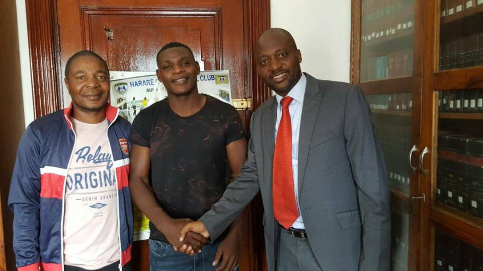 Muroiwa finds new home