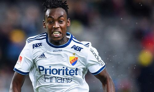 Tinotenda Kadewere signs for French side
