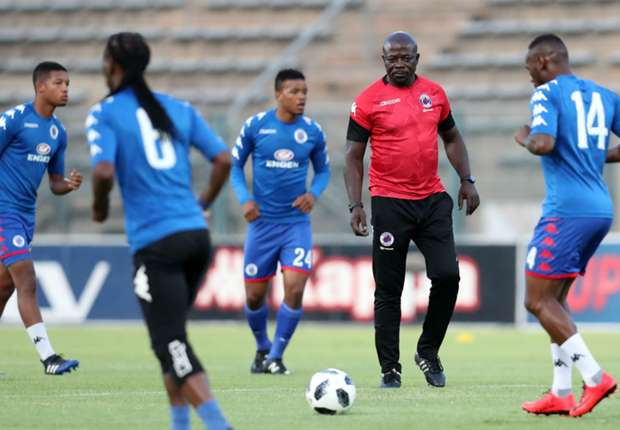 Official: Kaitano Tembo appointed SuperSport United head coach