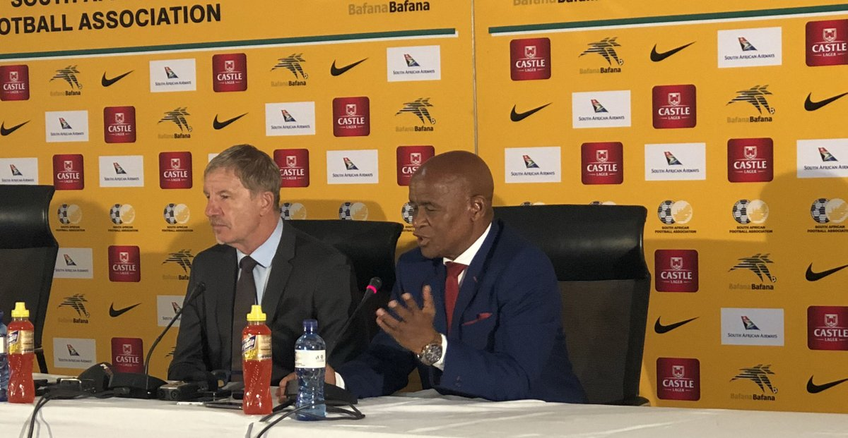 S.A coach names squad for four-nations tourney