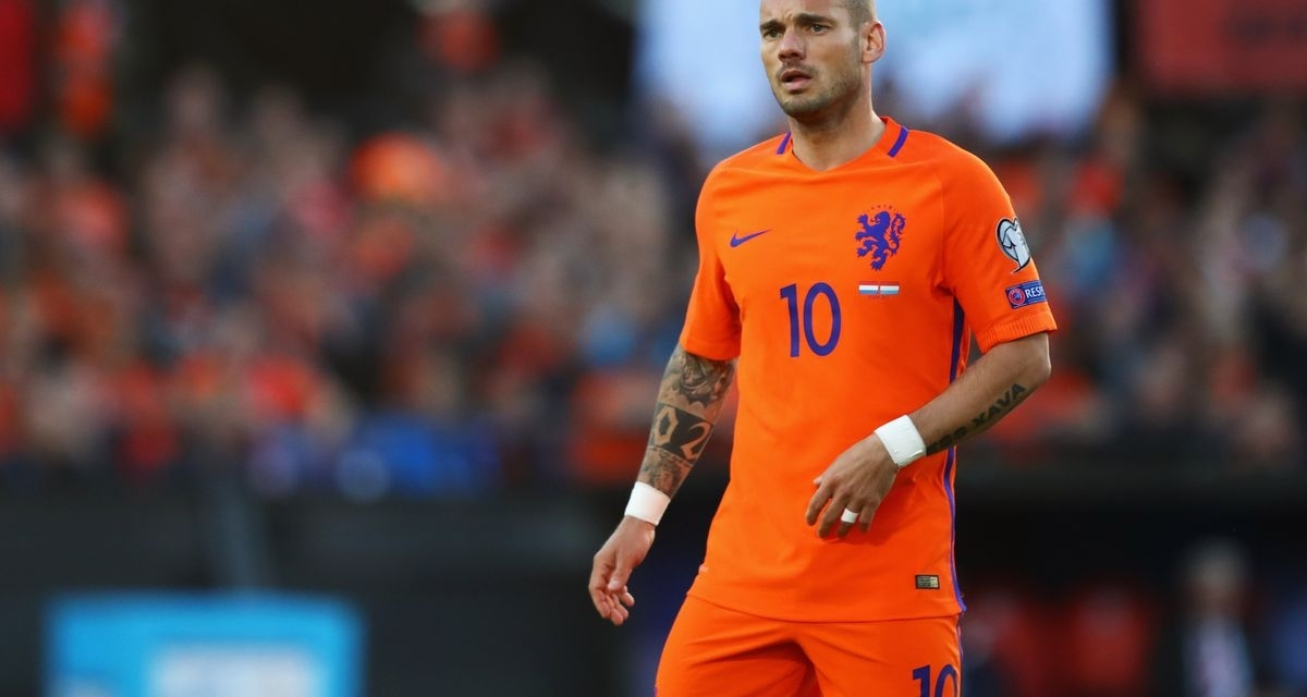 Sneijder calls time on international career