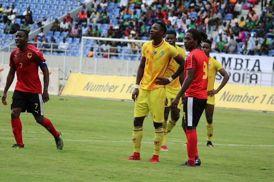 Zim lose again in Four-Nation Tourney