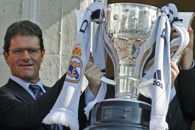 Fabio Capello announces his retirement from coaching