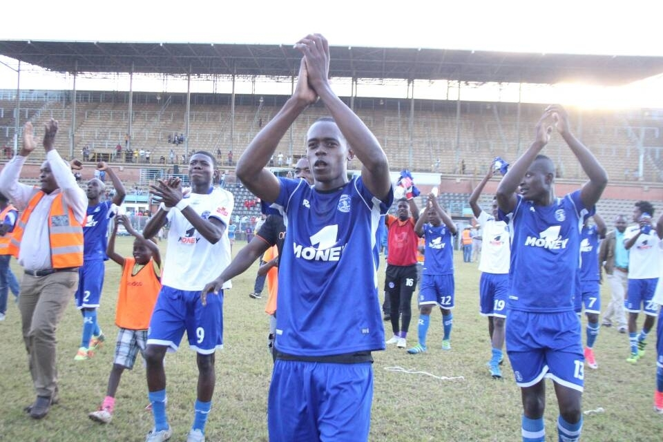Dynamos, Triangle reach Chibuku Super Cup semis