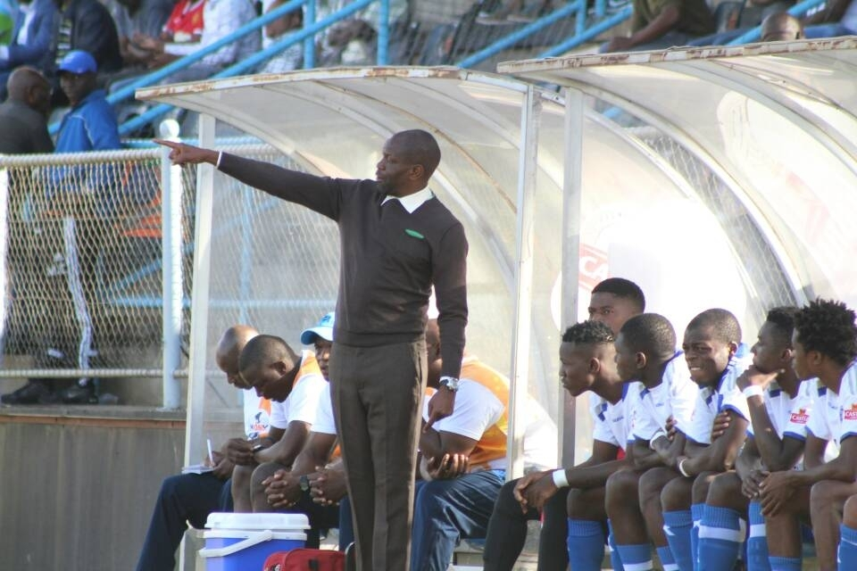 Mutasa slams referee decision