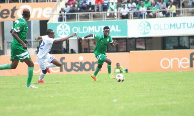 CAPS put more pressure on Dynamos as Bosso march on