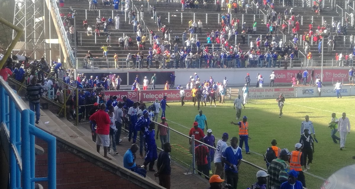 PSL statement on Dynamos, Yadah game