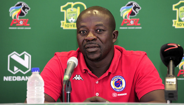 SuperSport United start considering Kaitano Tembo's future