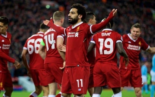 UCL Preview: Liverpool vs Roma