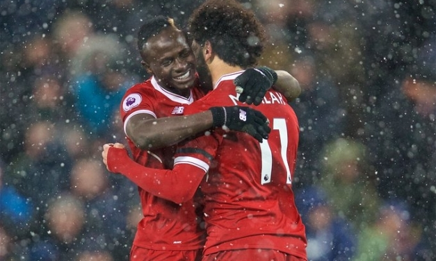 Champions League: Salah leads Liverpool to 5-2 win over Roma