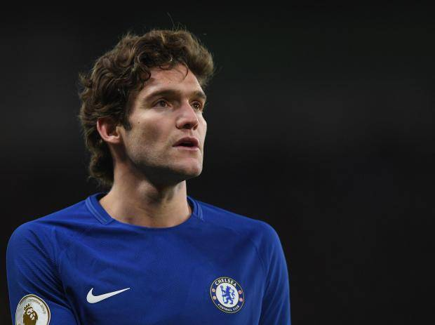 Marcos Alonso charged with violent conduct