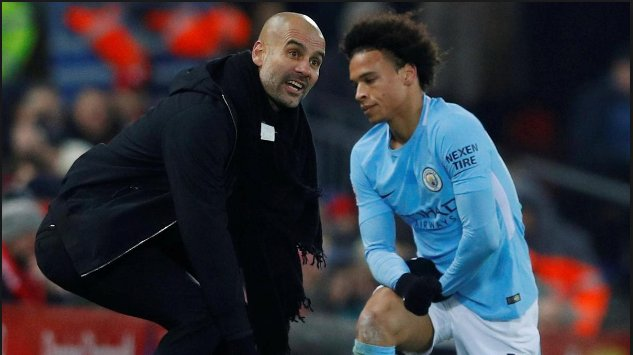 Manchester City confirm Sane Baryen move