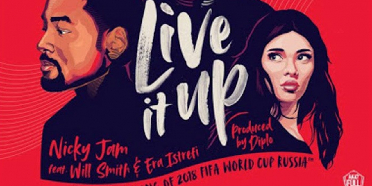 Listen to the Official 2018 FIFA World Cup song