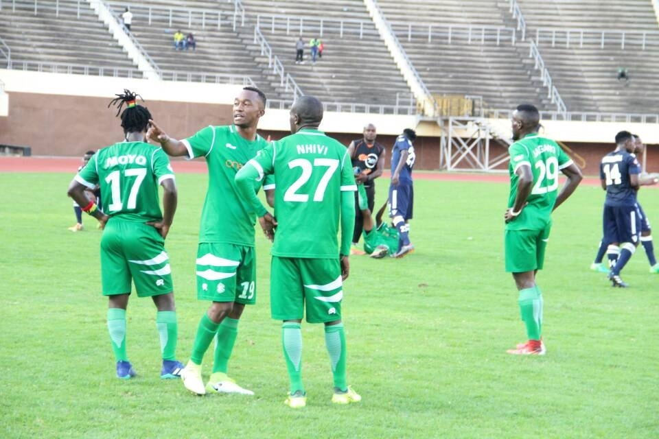Ten-man Ngezi hold Chicken Inn as CAPS United, Highlanders settle for draws