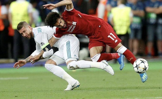 Petition to get Ramos punished for Salah injury passes 300k signatures