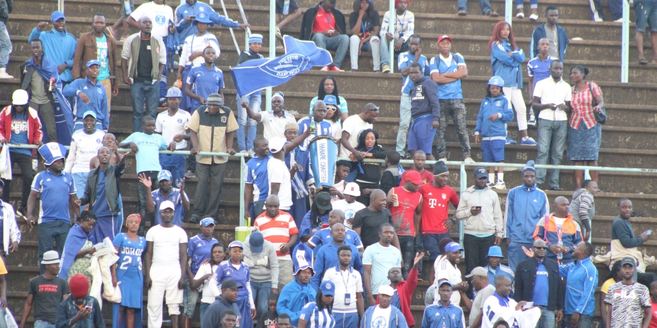 Sanyamandwe back at Dynamos