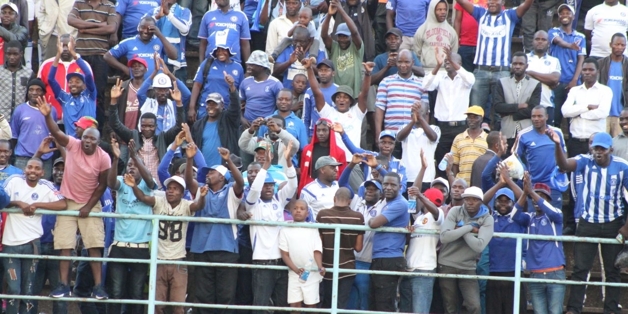 Fans let us down: Chigowe