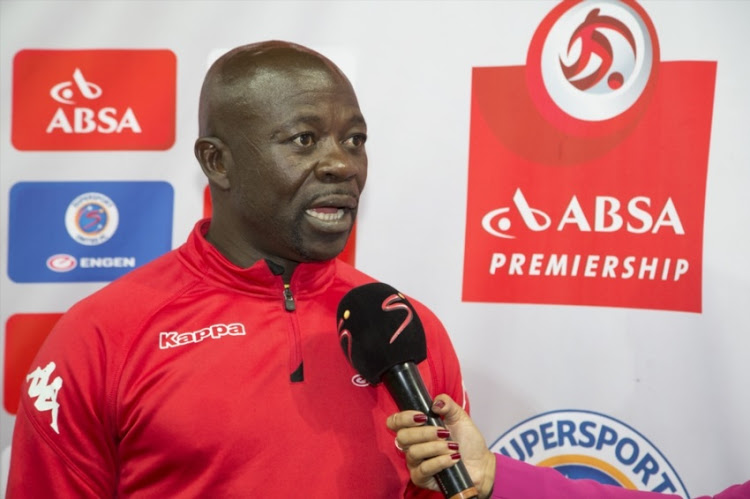SuperSport taking long to appoint new coach: Tembo